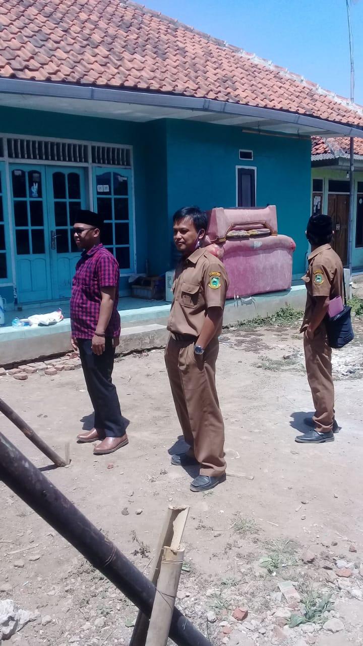 PELAKSANAAN PEMBANGUNAN RUTILAHU   Desa Nanggerang ...